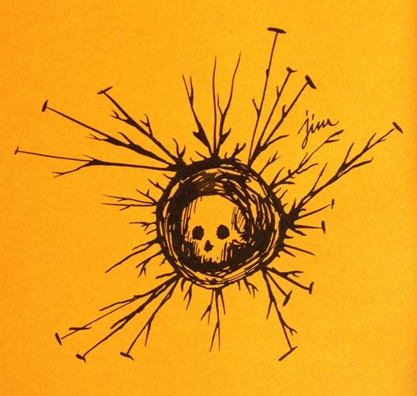 Jim Skull LOTO d'arts