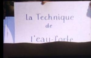 Eau Forte J. Houplain