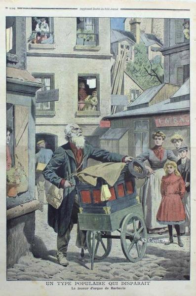 Petit Journal Illustré avril 1908