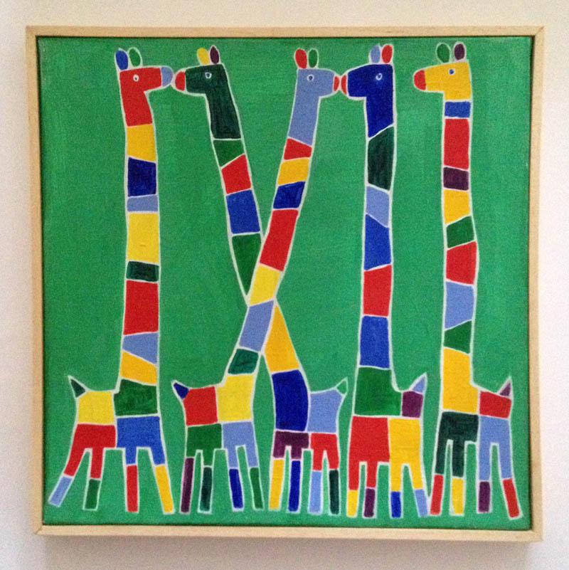 Le Girafes Anita Lung